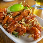 Chili Lime Chicken Appy