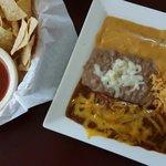 Wednesday enchiladas day.