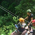 Zipline with Aventuras Tierras Adentro