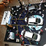 #honda car promotion & amazingly i witnessed many serious buyers of cars..