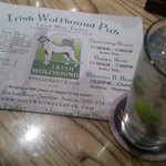 Irish Wolfhound Pub