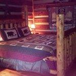 Comfy cozy bed