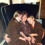 In our fashionable leopard robes