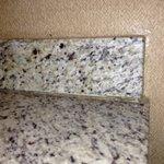 Falling Granite Countertop