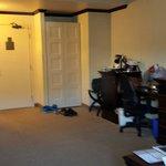 Very spacious room!