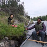 Canoeing at the Blue Heron B&B