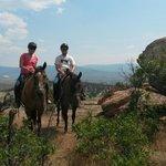 KB Horse back riding