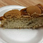 homemade cheesecake!