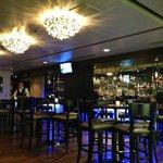Bar and lounge.