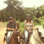 Beautiful day at Hacienda Carabali