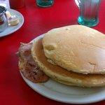 Huge Pancakes!