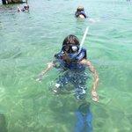 Snorkeling at Xel Ha