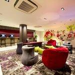 VegOut Lounge + LogOut Cyber Corner