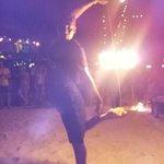 the fire ballet