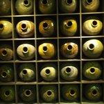 wine pot display