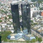 Aussicht - Deutsche Bank