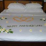 amazing bed decoration