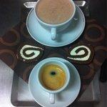 Café et renverse!!