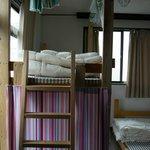 Female Dorm! Comfy bed!