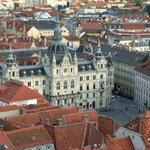 Aussicht - Rathaus