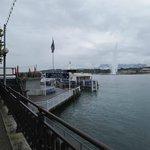 Docks downtown Geneva