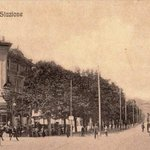 Albergo Piemontese nel 1910