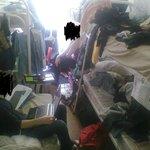 Так выглядела наша комната