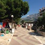 Hotel Andrea in Tucepi - ein Geheimtipp