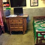 Honeymoon Suite Room 66, TV, pc and diwan