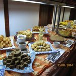 Desserts on Tunisian Night