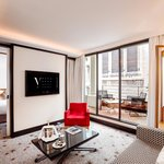 Suite so Suite Living Room & Terrace
