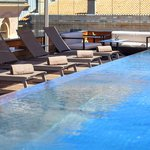 Summer Pool Terrace