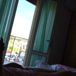 Camera da 4 persone (1 letto matrimoniale + 1 letto a castello)