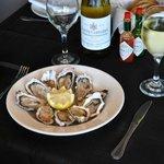Fresh West Coast Oysters