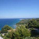 View from Agnadi