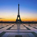 Eiffel Tower from Trocadero
