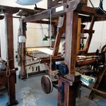 Antico telaio