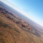 Gosses Bluff - Ayers Rock Scenic Flights.