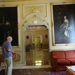 Stunning, historic public rooms