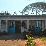 Airport at Inhambane