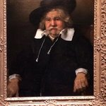 schitterend portret door Rembrandt