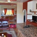 Wohnküche Appartement 3