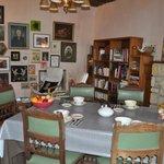 La salle des petits déjeuners