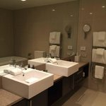 Nice bathrooms clean and spacious rooms