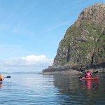 Sea Kayak Tour to the archipelage of Garvellachs