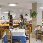 HSM Reina Isabel dining room
