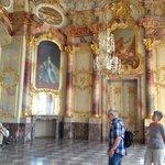 Inside the grand ballroom