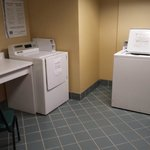 Washer and Dryer on 3rd floor