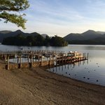 Derwentwater on a summers evening - Keswick