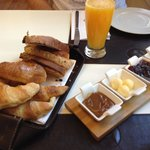 Café da manhã inesquecível!